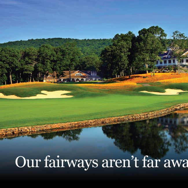 Radar Marketing Group - NH - Print Design - Crumpin-Fox Golf Course