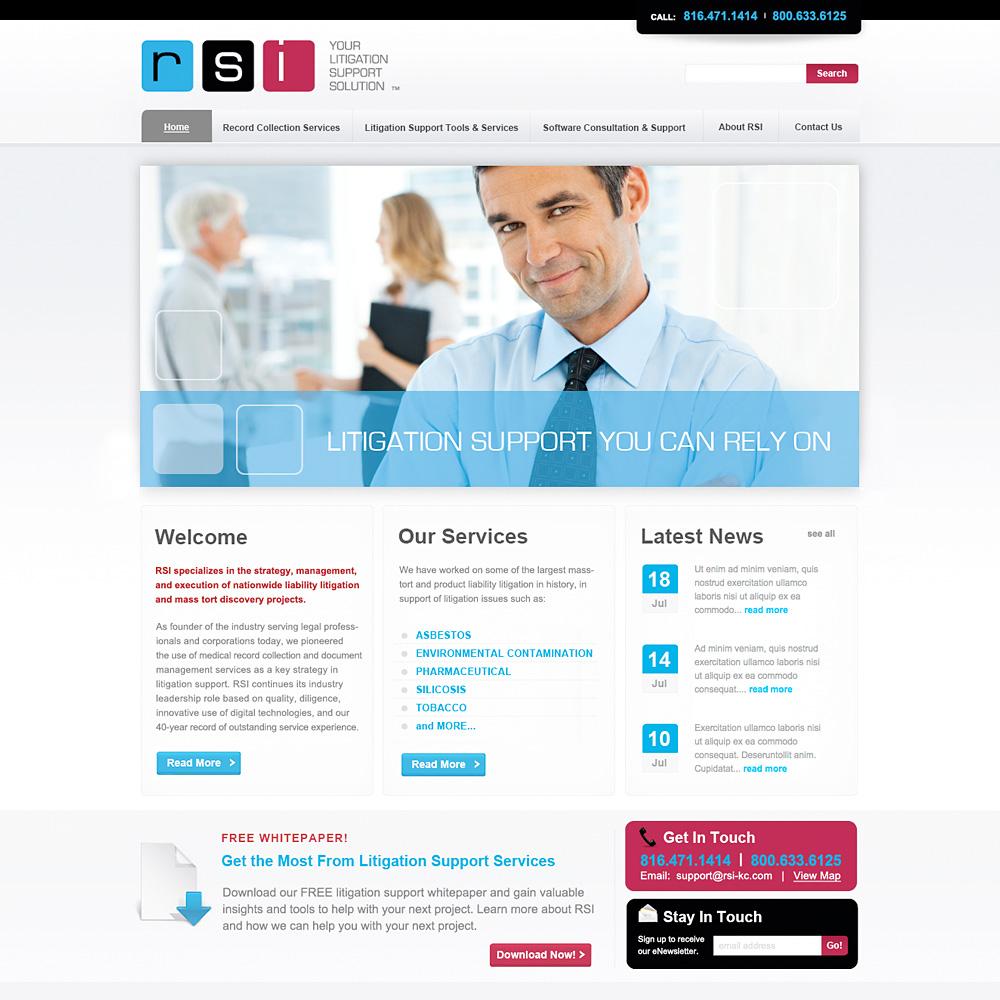 Web Design Examples | Radar Marketing Group