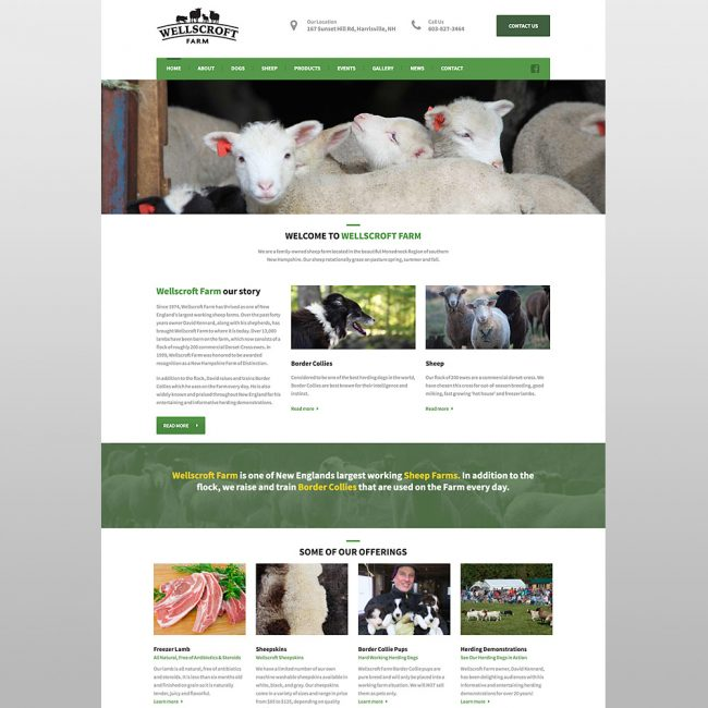 Radar Marketing Group - NH - Wellscroft Farm