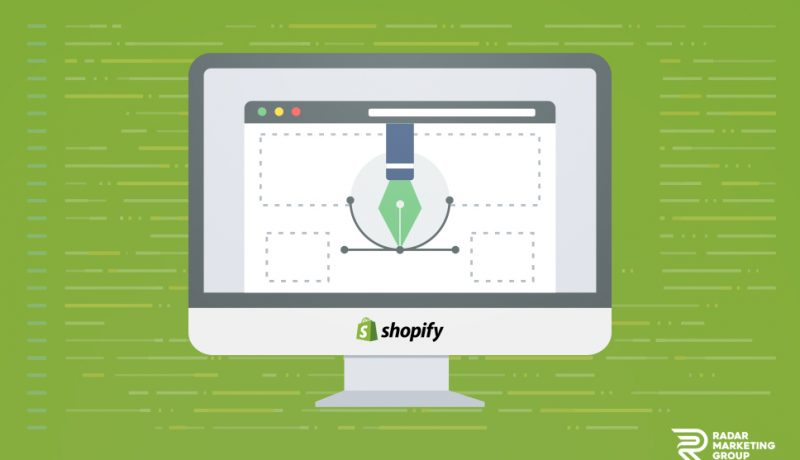 Redesign Shopify