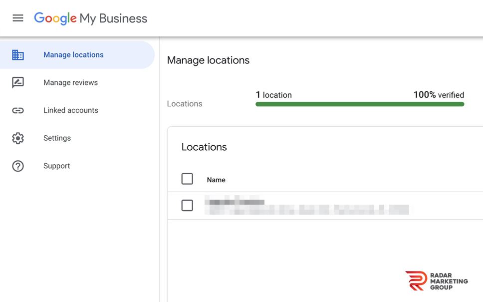 Adding Multiple Locations in Google My Business