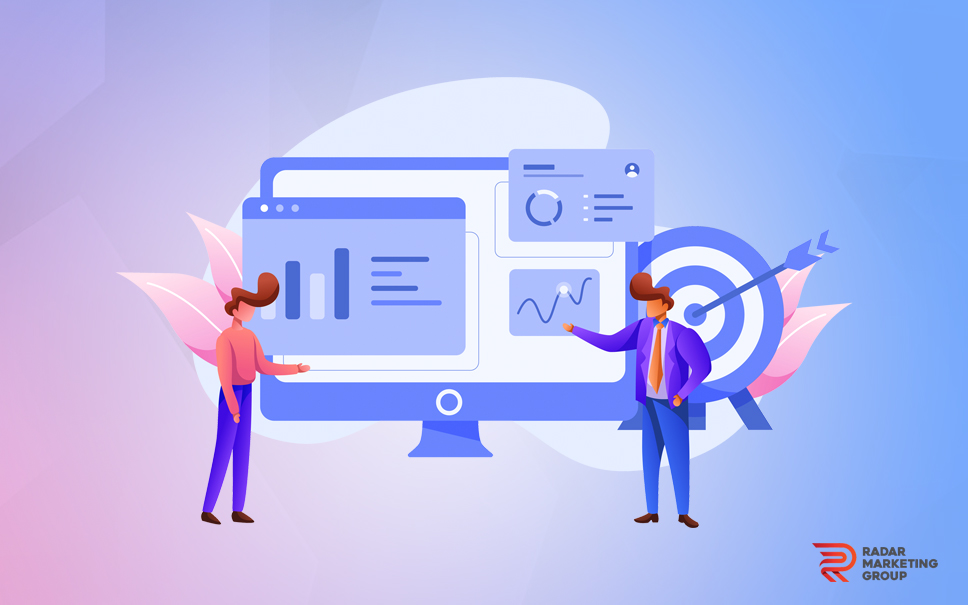 Digital Marketing Illustration