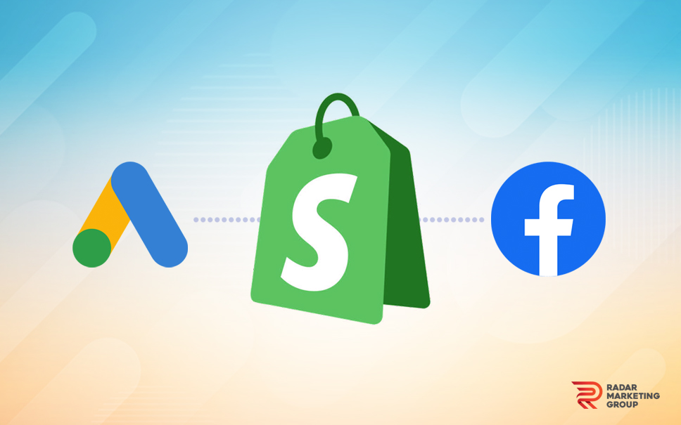 Connect Shopify to Google and Facebook