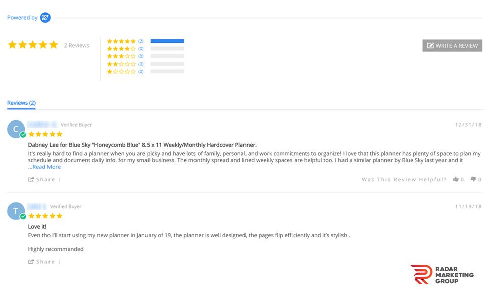 Yotpo Review Plugin